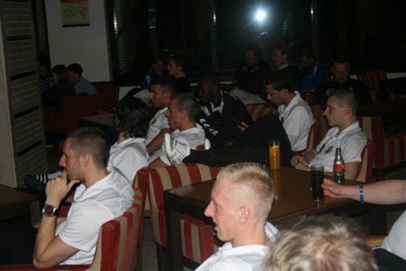 Trainingskamp 2011