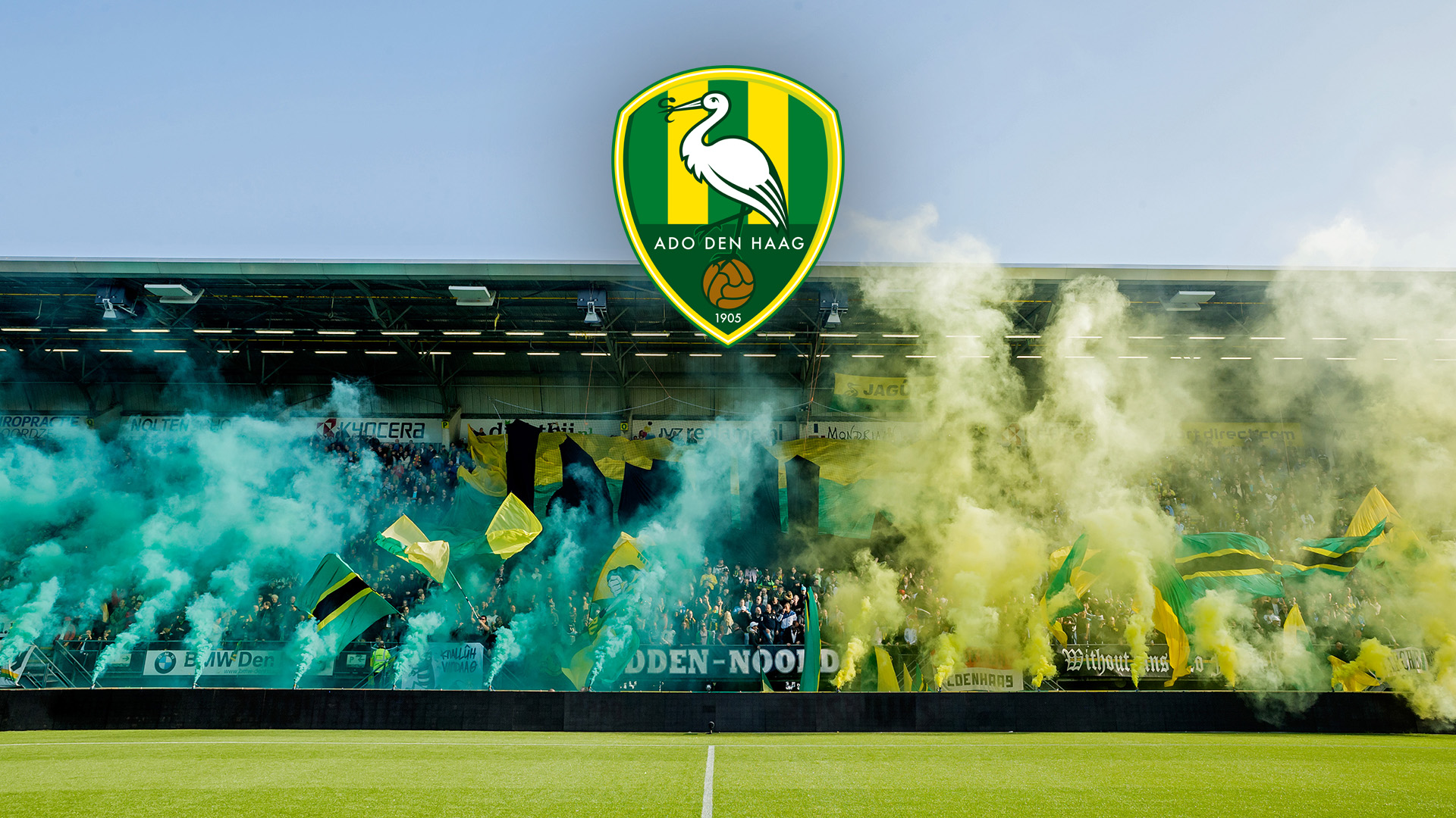 Wallpapers Ado Den Haag