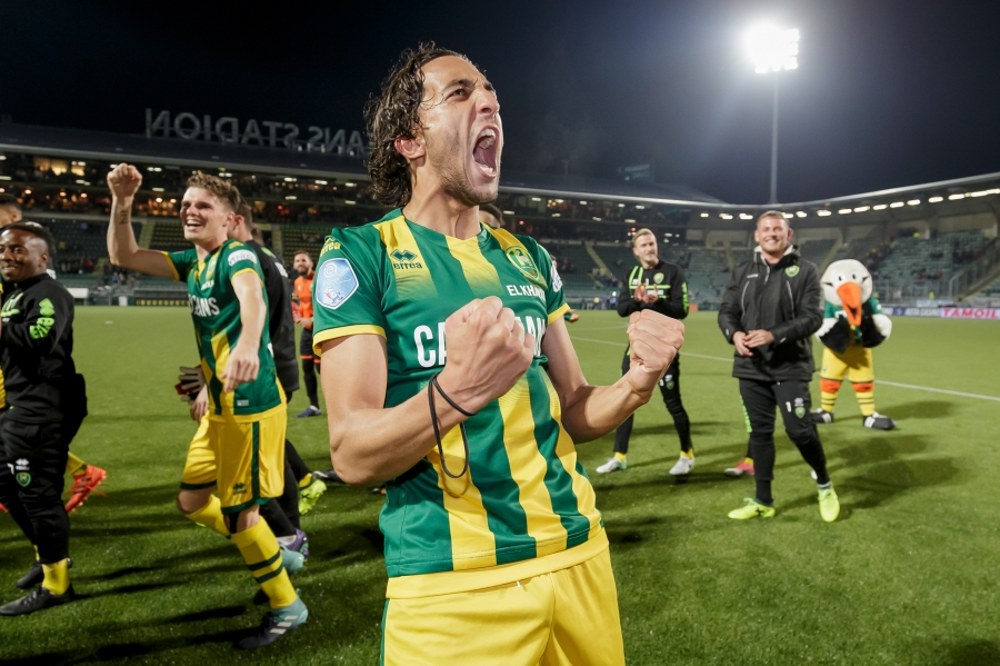 Slimme goal Nasser El Khayati zorgt voor overwinning op Sparta