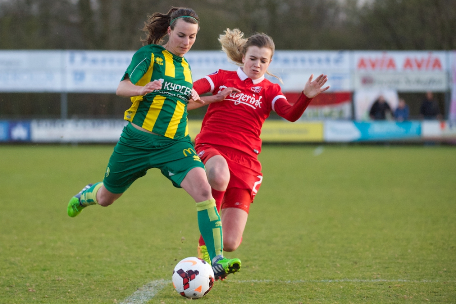 Kleurplaten Voetbal Lierse.Wedstrijdverslag Ado Den Haag Vrouwen Uitgeschakeld In Knvb Beker