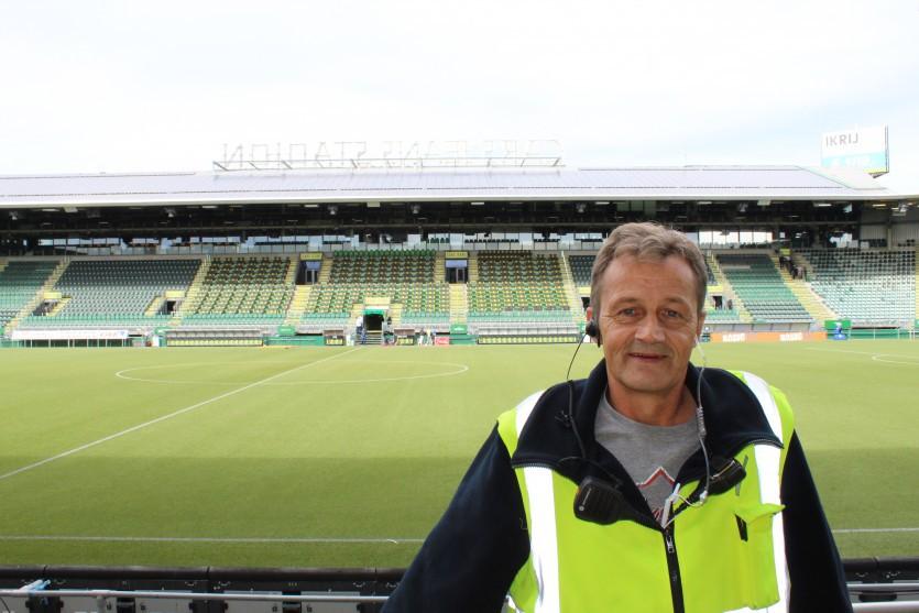 ADO Den Haag zoekt stewards!