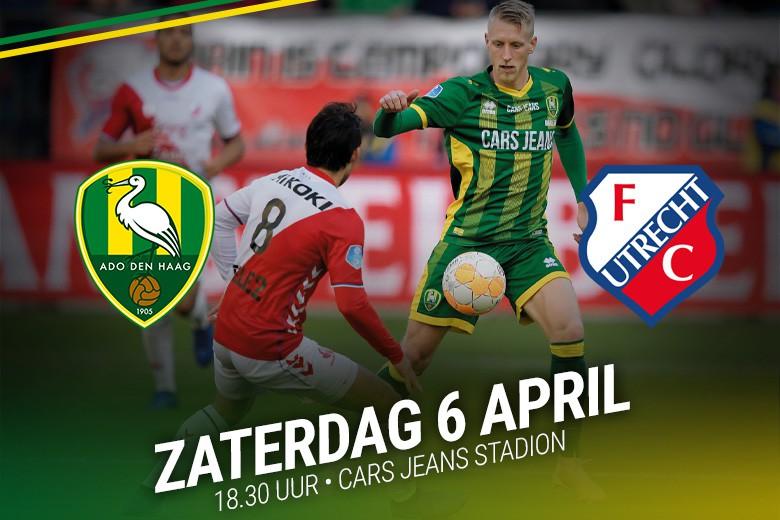 715bd147e9f Het is zaterdag tijd voor de derde wedstrijd in één week. Om 18.30 uur is  dan in het Cars Jeans Stadion de aftrap tegen FC Utrecht.