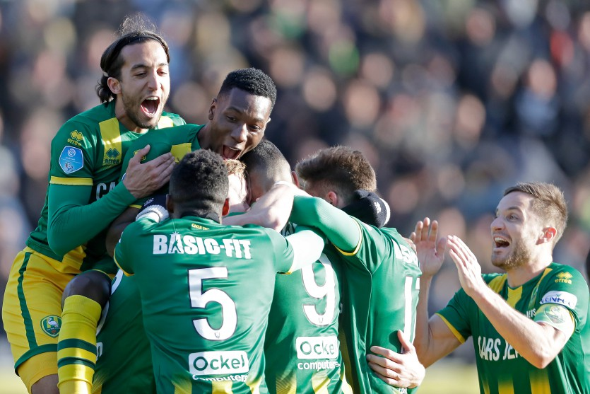 Definitief speelschema Eredivisie 2018/2019
