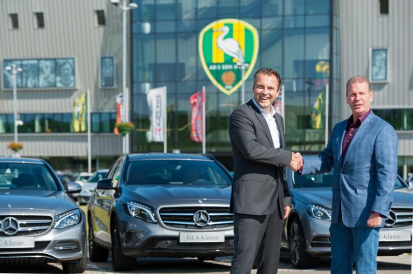 Mercedes Benz Dealer Bedrijven Ook Dit Jaar Bij Ado Den Haag Ado
