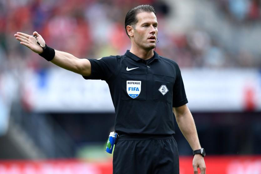 Danny Makkelie opnieuw leidsman bij PSV - ADO Den Haag