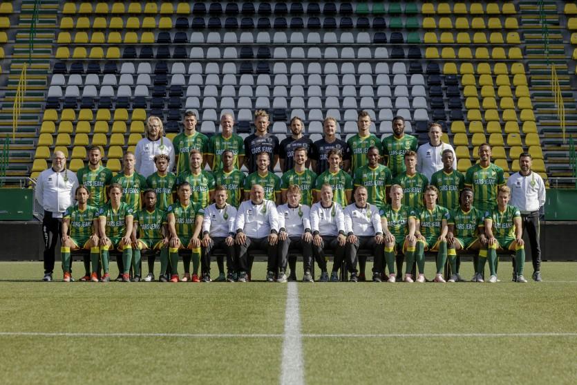 ADO Den Haag reist met 27 spelers af naar Turkije