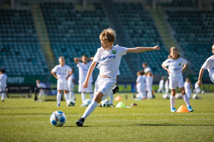 Kom Jij Naar Het Ado Den Haag Voetbalkamp In De Zomervakantie Ado Den Haag