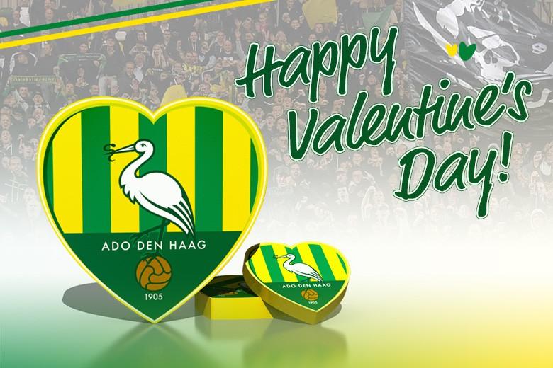 Valentijnsdag! WIN twee loveseats bij ADO Den Haag - PEC Zwolle!