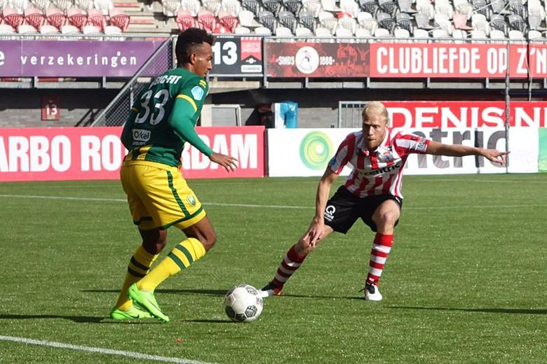 ADO Den Haag speelt met 1-1 gelijk tegen Sparta in oefenduel