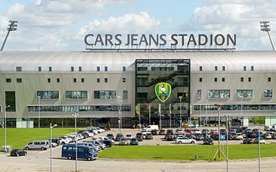 Cars Jeans Stadion Ado Den Haag