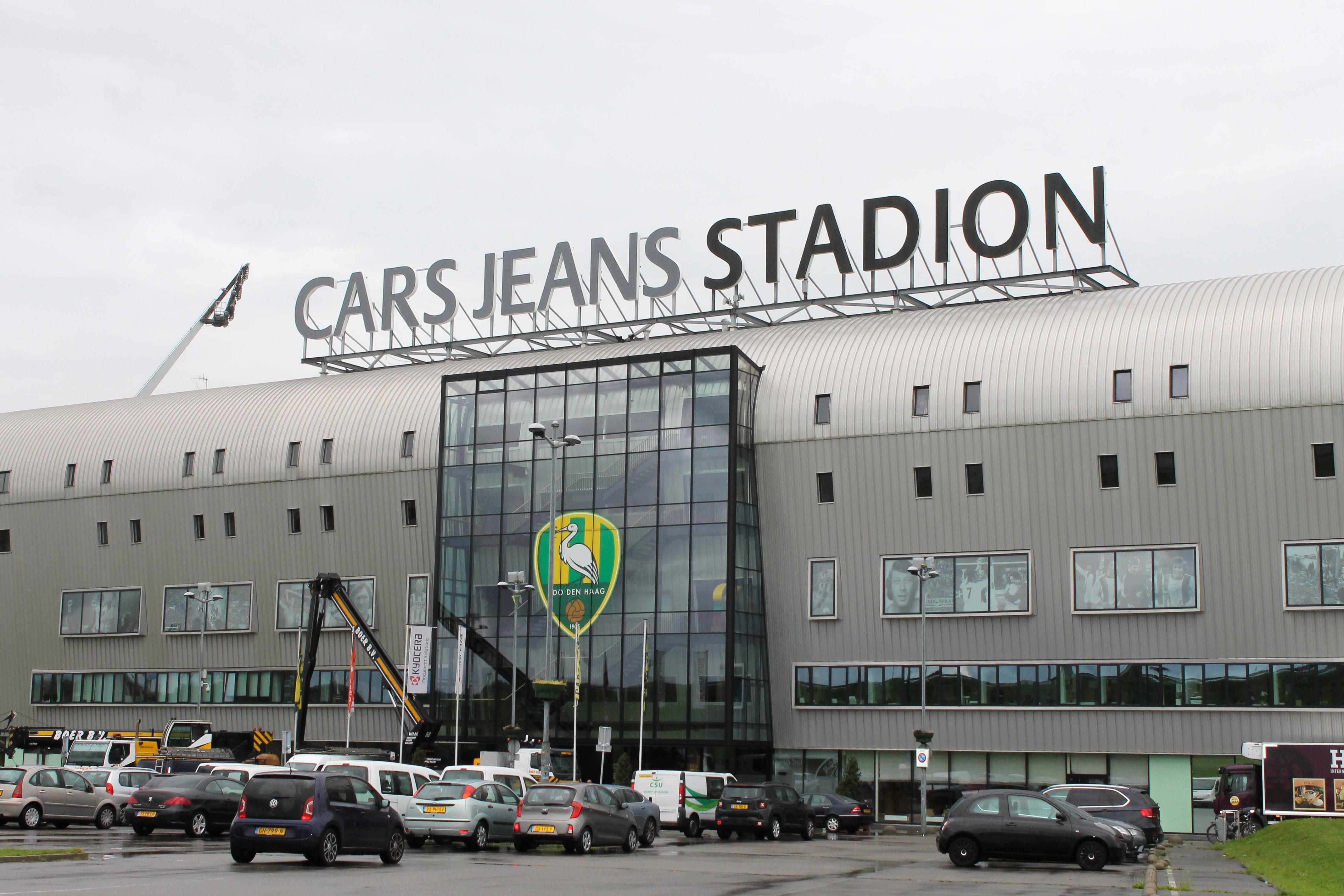 Gemeente kiest Cars Jeans Stadion als locatie voor Scheveningen – Ajax