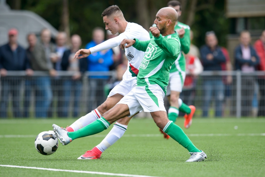 Dubbele cijfers voor Ado Den Haag tegen Bruse Boys