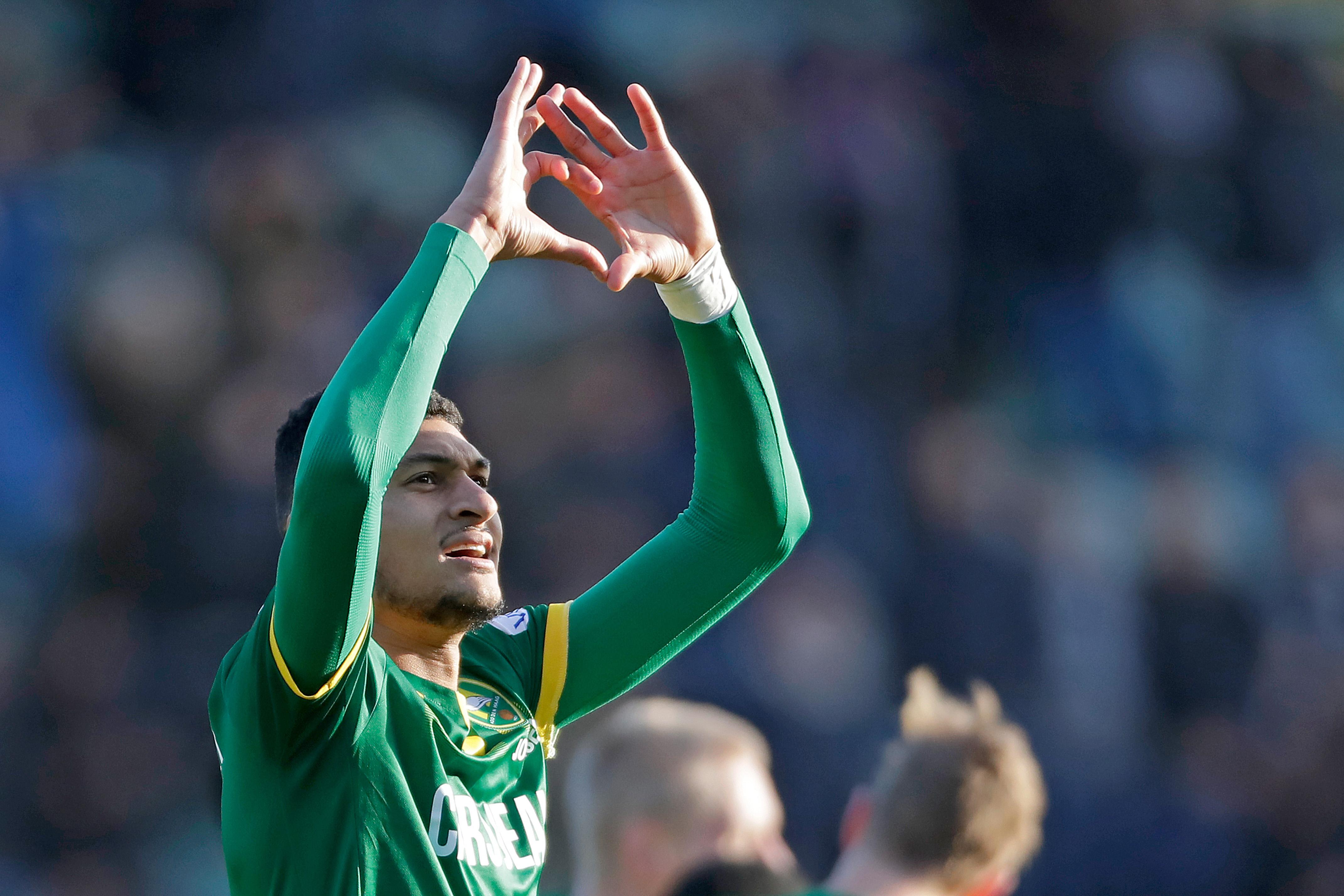 ADO Den Haag na rust ruim voorbij Heracles Almelo: 4-1