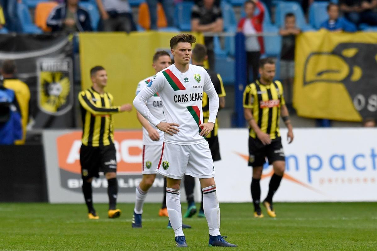 Ado Den Haag uitgeschakeld voor Europees Voetbal