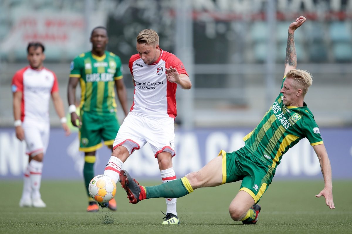 Valse start voor ADO Den Haag in de Eredivisie