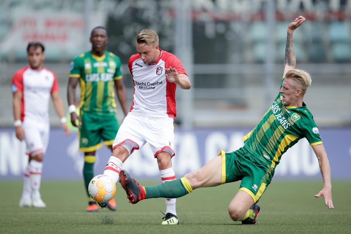 Valse start voor ADO Den Haag in de Eredivisie