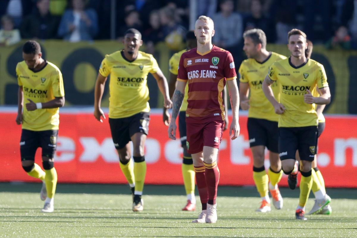 ADO Den Haag met 2-0 ten onder in Venlo