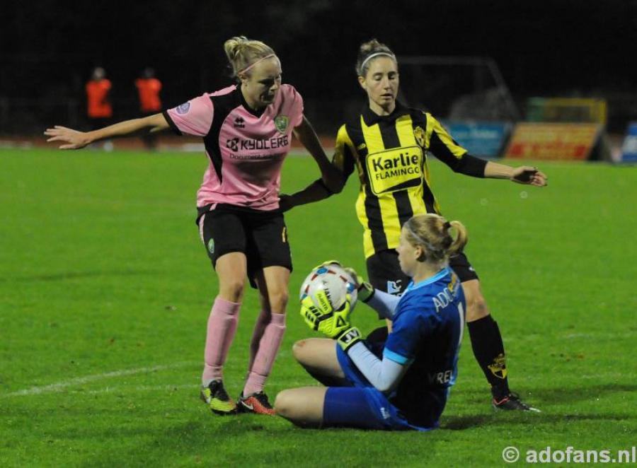 Kleurplaten Voetbal Lierse.Wedstrijdverslag Strijdlustig Ado Vrouwen Boekt Verdiende Zege