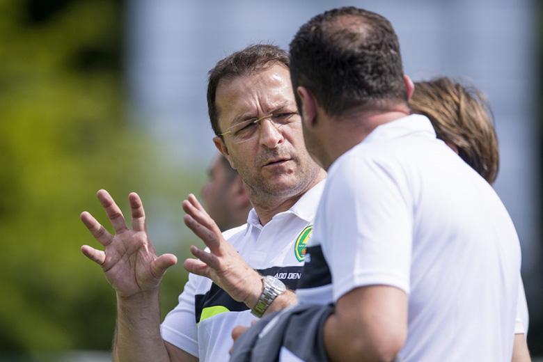 Kleurplaten Wolfsburg.Wedstrijdverslag Ado Den Haag Boekt 0 4 Zege In Eerste Oefenwedstrijd